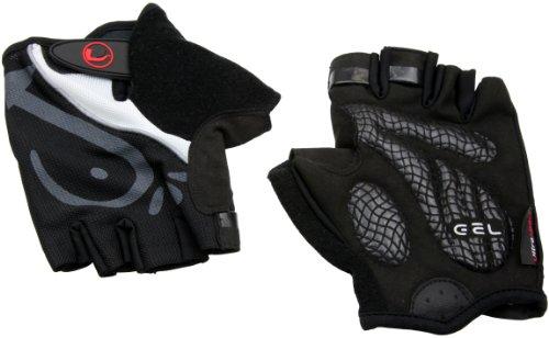 Ultrasport Fahrrad Handschuhe, schwarz, XL, 10214