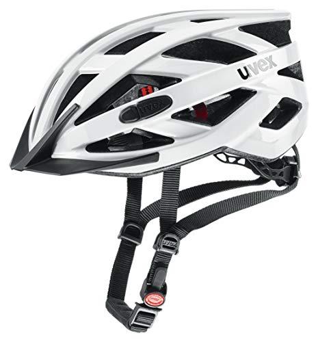 Uvex i-vo 3D Fahrradhelm, White, 52-57 cm