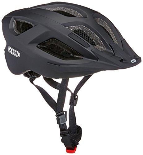 Abus Aduro 2.0 Fahrradhelm, Velvet Black, 52-58 cm