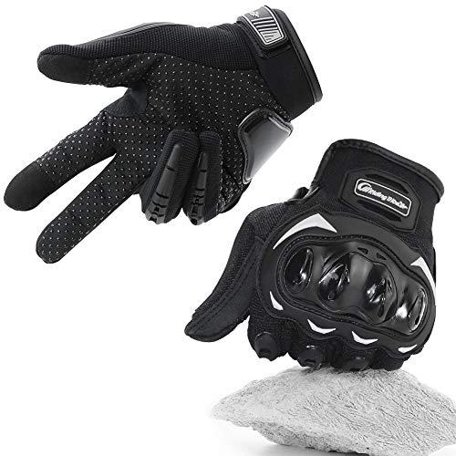 COFIT Radsport Handschuhe, Motorradhandschuhe für Motorrad Racing, Mountainbike, ATV Reiten, Klettern, Wandern und andere Outdoor Sport – L
