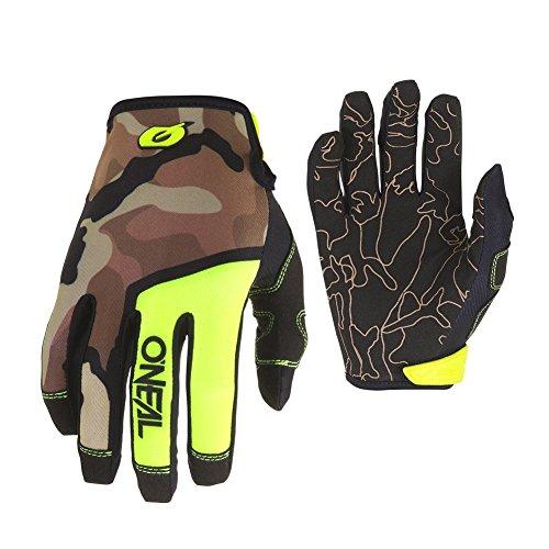 O'Neal Mayhem Ambush MX Fahrrad Handschuhe DH Downhill MTB Mountain Bike Freeride Enduro, 0385-A, Größe L