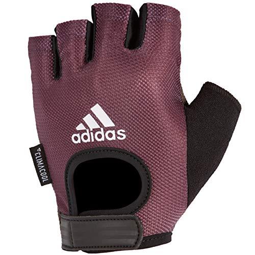 Adidas Performance Damen Handschuh, violett, L