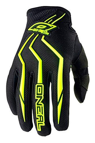 O'Neal Element Handschuhe Neon Gelb Hi-Viz MX MTB DH Motocross Enduro Offroad Quad BMX FR, 0390-5, Größe L