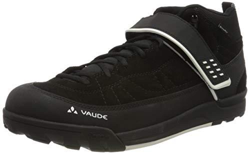 VAUDE Unisex-Erwachsene Moab Mid STX AM Mountainbike Schuhe, Schwarz (Black), 48