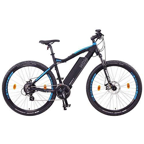 NCM Moscow E-Bike, E-MTB, E-Mountainbike 48V 13Ah 624Wh – 29