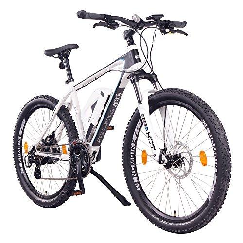 NCM Prague, E-Bike Mountainbike 36V 13Ah 468Wh, 26