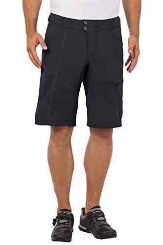VAUDE Herren Hose Men's Tamaro Shorts, Black, XL, 05511