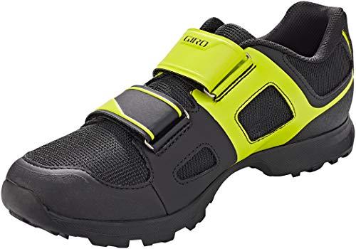 Giro Berm Schuhe Herren Black/Citron Green Schuhgröße EU 44 2021 Rad-Schuhe Radsport-Schuhe