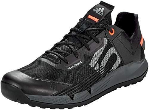 adidas Herren 5.10 Trailcross Lt Leichtathletik-Schuh, Kern Schwarz/Grau Zwei F17 / Solar Rot, 40 EU
