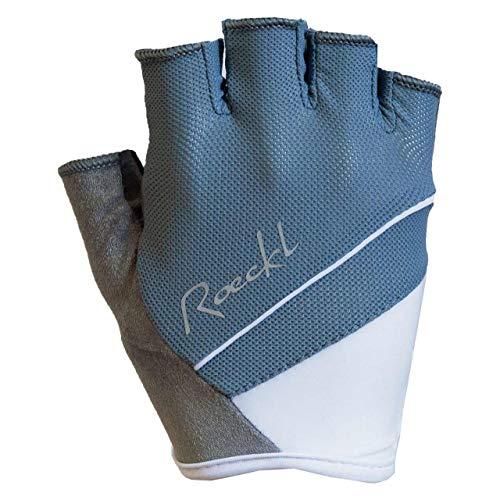Roeckl Denice Damen Fahrrad Handschuhe kurz grau 2020: Größe: 6.5