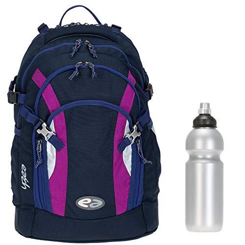 Schulrucksack Set Jungen Mädchen Yzea Ace Schultasche Rucksack mit Trinkflasche (Style)