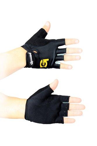 Gonso Rad-Handschuh X-Trainer, Black, S