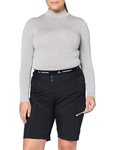 VAUDE Damen Hose Women's Tamaro Shorts, black, 40