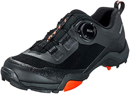 SHIMANO SH-MT701 Schuhe Black Schuhgröße EU 48 2021 Rad-Schuhe Radsport-Schuhe