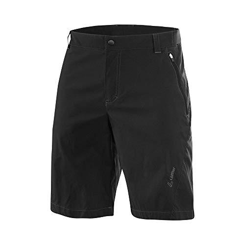 LÖFFLER Bike Shorts Comfort Stretch Light Herren – 23501 – Fahrradshorts mit Sitzpolster