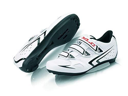 XLC Erwachsene Road-Shoes CB-R04, Weiß, 44