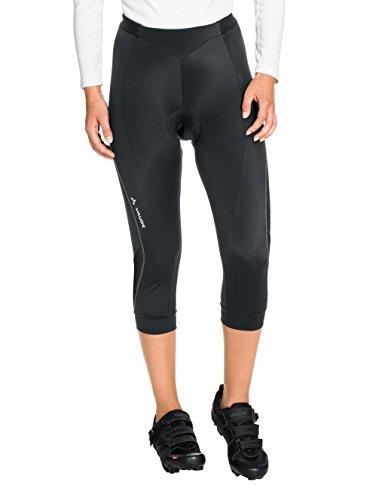 VAUDE Damen Hose Advanced 3/4 Pants II, black, 38, 067760100380