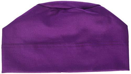 Trigema Damen 502006 Strickmütze, Violett (Brombeer 099), One Size (Herstellergröße: 900)