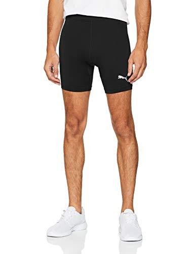 Puma Herren Liga Baselayer Short Tight Hose, Black, XXL