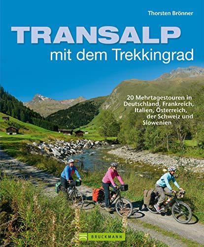 Transalp mit dem Trekkingrad: Auf zum größten Radabenteuer
