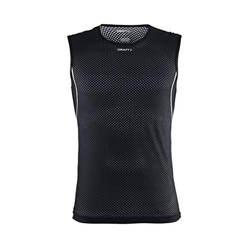 Craft Herren Funktionsunterhemd Cool Superlight SL, schwarz (Black), XXL, 194378-1999-8