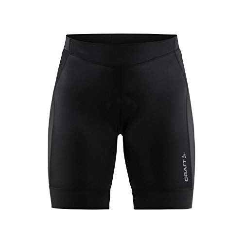 Craft Damen Rise Shorts W Black S Radhose, S