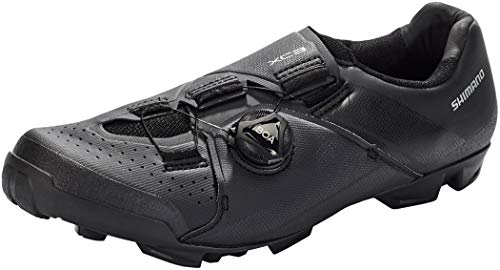 SHIMANO SH-XC3 Fahrradschuhe Black Schuhgröße EU 46 2021 Rad-Schuhe Radsport-Schuhe