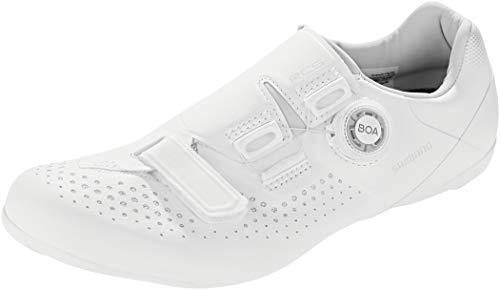 SHIMANO SH-RC500 Schuhe Damen White Schuhgröße EU 39 2021 Rad-Schuhe Radsport-Schuhe