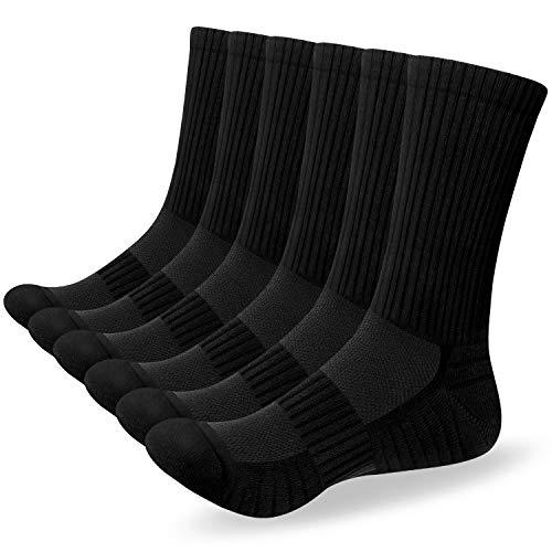 Alaplus Sneaker Socken Herren Damen Sportsocken 6 Paar Halbsocken