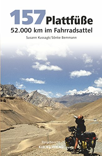 157 Plattfüße: 52.000 km im Fahrradsattel