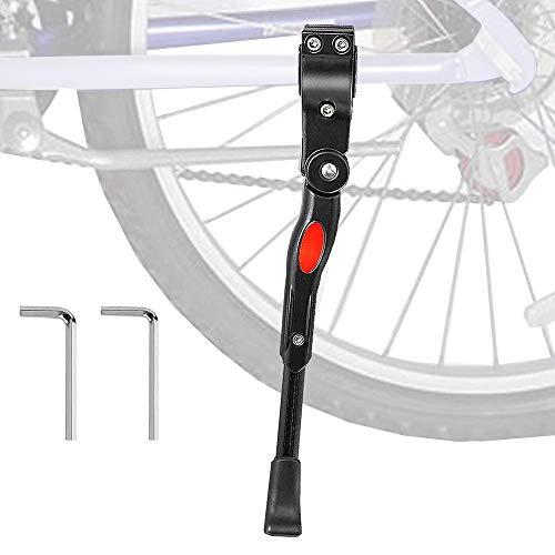 Bike Fahrradständer, Fahrradständer für 24-28 Zoll Höhenverstellbarer Fahrradständer für Mountainbike, Rennrad, Fahrräder und Klapprad